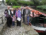 canal trip 2011