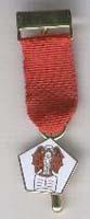 st mark miniature medal